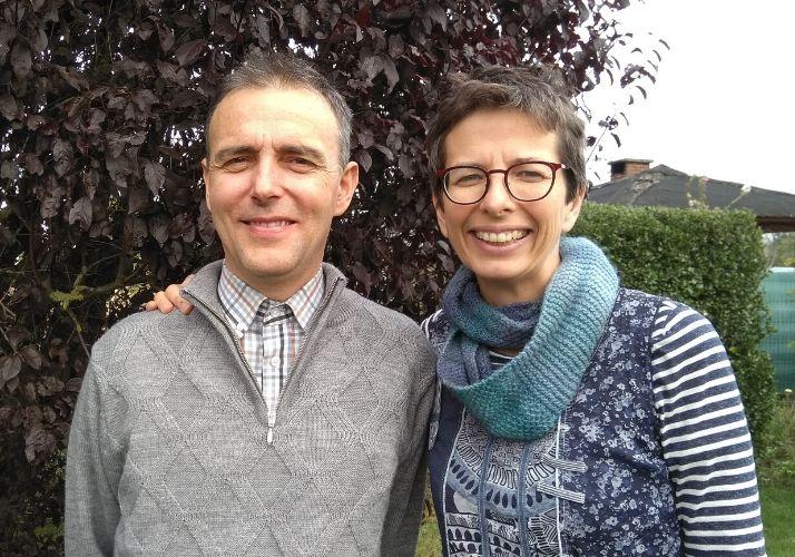 Catherine et Luc Glorieus